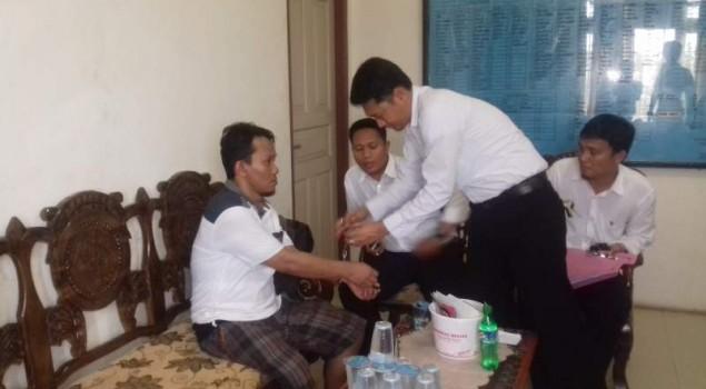 Petugas Lapas Banyuasin Temukan Sabu di Kamar Baharuddin