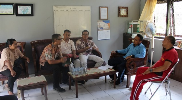 LPKA Karangasem - ISI Denpasar Buat Program Bagi ABH