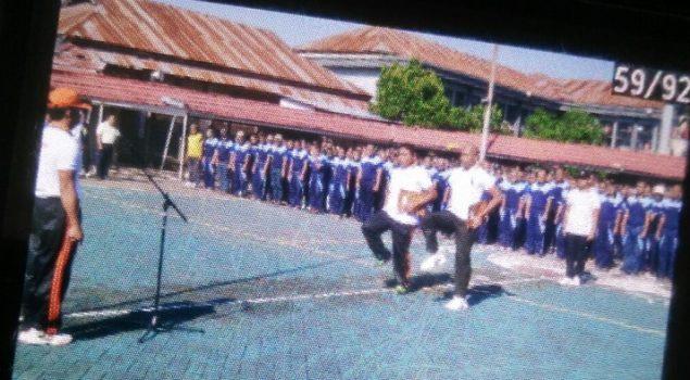 Pekan Olahraga Sambut Harbapas di LPN Sungguminasa & Rutan Balikpapan