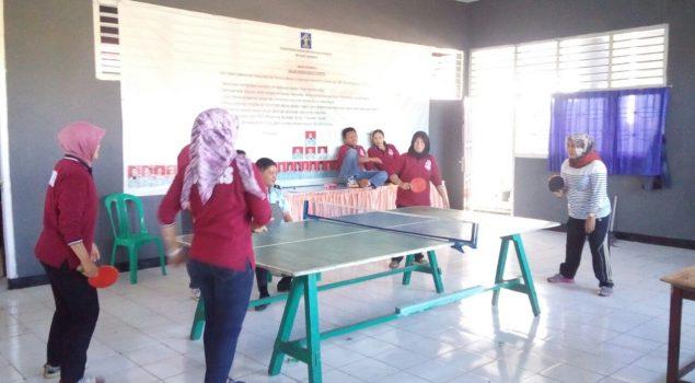 Pekan Olahraga Tutup Konsolidasi Internal Bapas Bengkulu