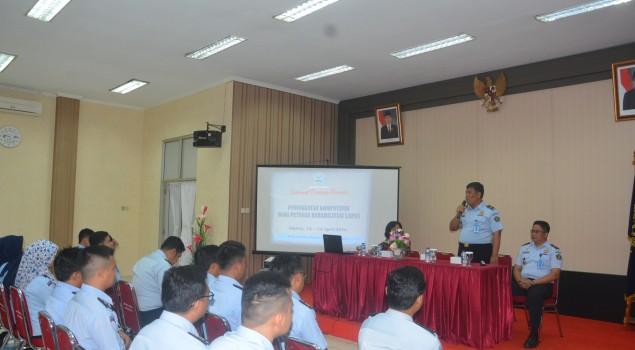 Pelatihan Rehabilitasi Upgrade SDM Lapas Narkotika Jakarta