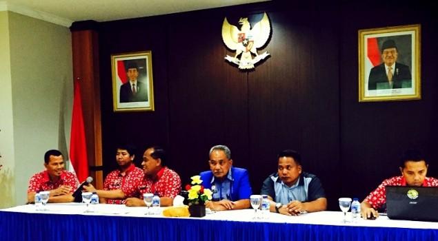 Jajaran Rutan Makassar Lakukan Studi Banding ke UPT DKI Jakarta