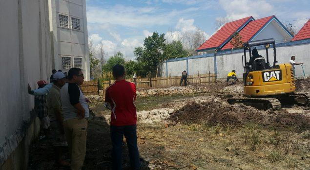 Lahan Seluas 2,5 Ha Dijadikan Lahan Pembinaan WBP Lapas Bontang