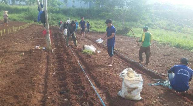 Pembinaan di Lapas Warungkiara Kedepankan Kearifan Lokal