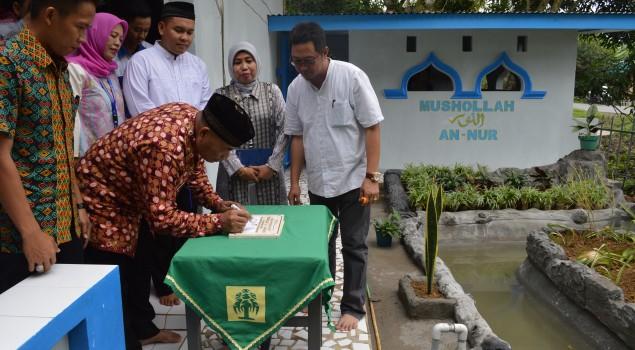Lapas Watampone Fasilitasi Mushalla Khusus Pembesuk