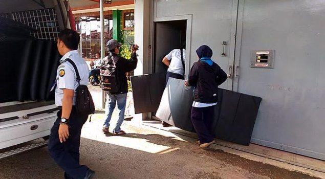 Kasur untuk Warga Binaan di Lapas Banceuy Mulai Didistribusikan