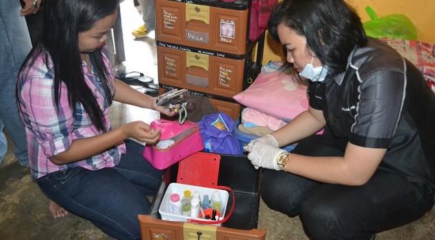 Lapas Wanita Palembang Dukung Pelaksanaan Operasi Bersinar Musi