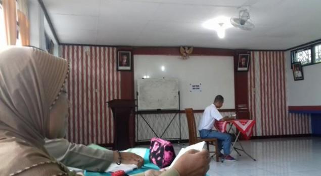 Rutan Surakarta berikan Guru Privat untuk SP