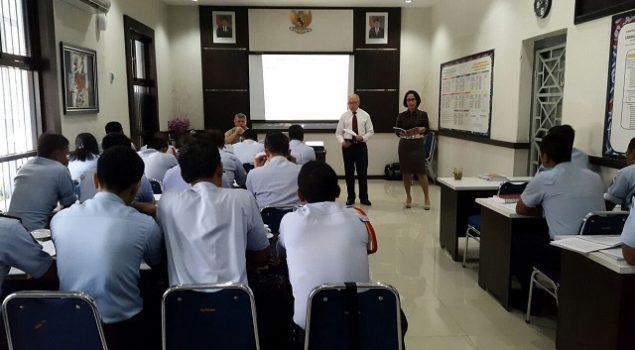 Lapas Cirebon Gelar Sosialisasi Aturan Penerapan Sistem Pengamanan