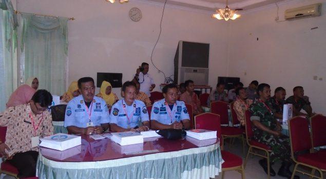 3 Petugas Rutan Gabung Tim Penggiat P4GN BNN Kota Prabumulih