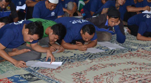 Motivation Class Lapas Sleman Menuju Warga Binaan Sukses dan Bermanfaat