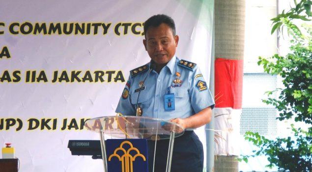 Lapas Narkotika Jakarta Buka Program Rehabilitasi Pecandu Terbanyak Se-Indonesia