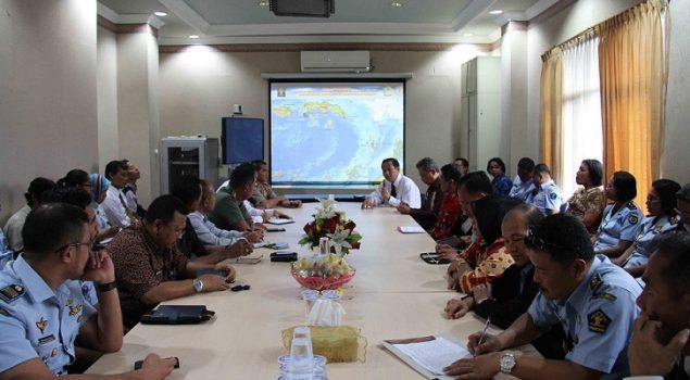 Papeda Morning, Ajang Sharing Kanwil Maluku dengan Penegak Hukum & Insan Pers