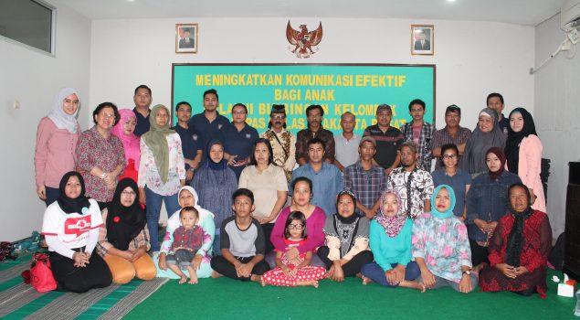 Bapas Jakarta Pusat Ajak Orang Tua Klien Anak Diskusi Di Hari Minggu