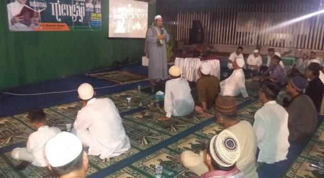 Lapas Pangkalpinang Dukung dan Meriahkan Gerakan Nusantara Mengaji
