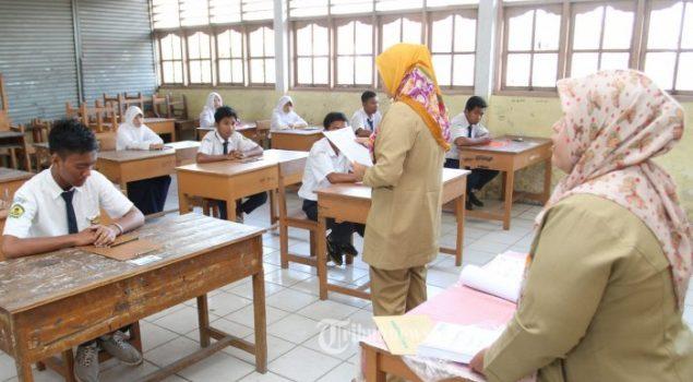 14 Penghuni Lapas Anak Muara Bulian Ikuti Ujian Nasional