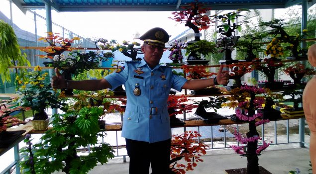 Kerajinan Tangan WBP Lapas Palopo Diminati Pengunjung