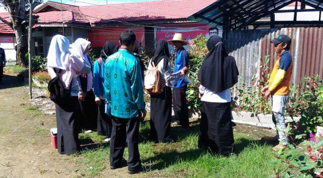 Keberhasilan Budidaya Rosella Rutan Marabahan Dorong Penelitian Mahasiswa