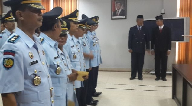 Viktor Teguh Gantikan Erwedi Supriyatno Sebagai Kalapas Narkotika Sungguminasa
