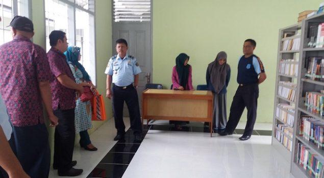 Perpustakaan Rutan Jantho, Terbaik se-UPT PAS Wilayah Aceh