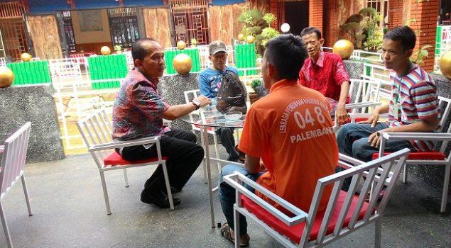 Staf Ahli Menkumham Tinjau Pelayanan Publik di LPKA Palembang