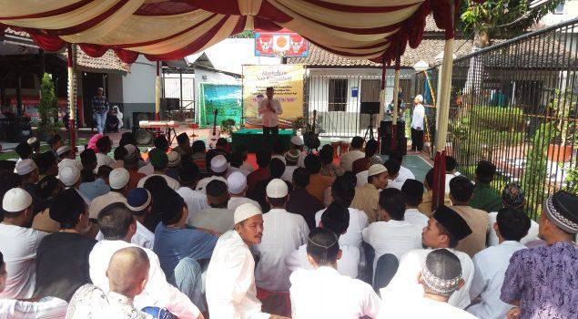 Pesta Seni Liwet Ramadhan Bareng WBP Rutan Rangkasbitung