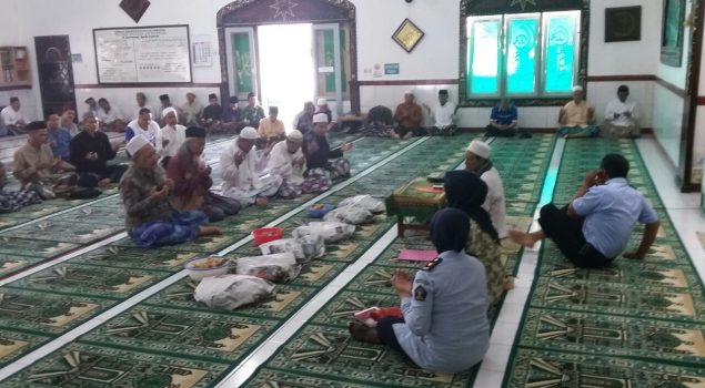 Gelorakan Ayo Mengaji, Warga Binaan Lapas Semarang Dibina Untuk Jadi Ustadz