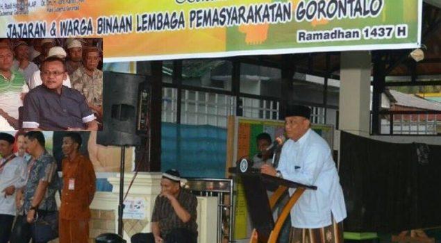 Minimnya Air Bersih di Lapas Gorontalo Segera Teratasi