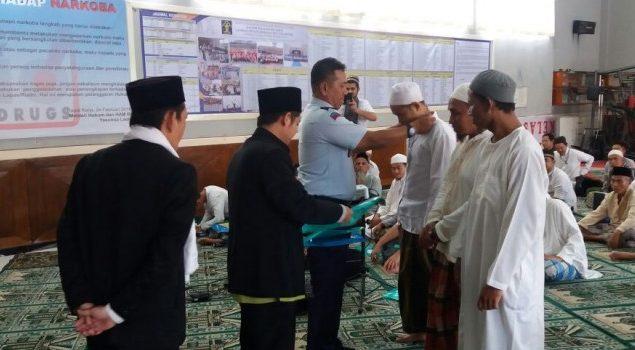 Lapas Bogor Cetak Kader Da'i di Bulan Ramadhan