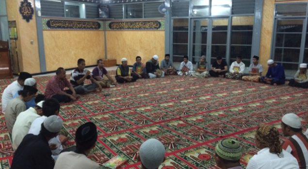 WBP Lapas & Rutan Peringati Nuzulul Quran