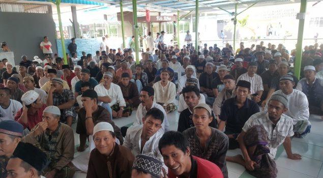 Berkah Pesantren Ramadhan bagi WBP Lapas Tarakan