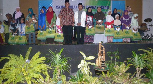 Rutan Bantul & Lapas Narkotika Jakarta Peduli Kaum Dhuafa