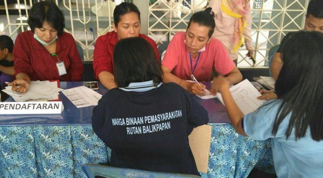 VCT Mobile Cegah Penyebaran HIV/AIDS di Rutan Balikpapan