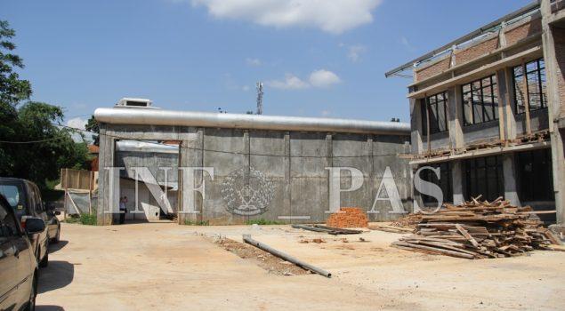 Penjara Bersistem Maximum Security Bakal Dibangun di Nusakambangan