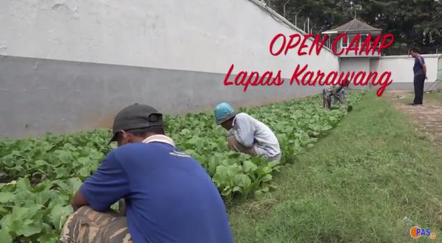 Open Camp Lapas Karawang