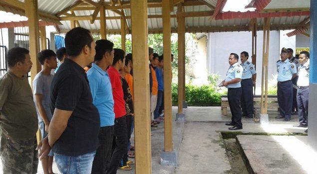 Bina WBP, Rutan Makassar Kedepankan Pendekatan Humanis