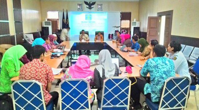 Operator SAIBA & BMN Bapas Pati Hadiri Pra Rekonsiliasi Semester I Tahun 2016