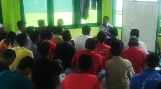 Rutan Unaaha Fokus Beri Pembinaan Rohani Selama Ramadan