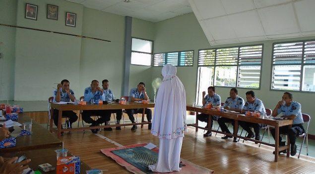 17 WBP Rutan Prabumulih Diusulkan Jalani Asimilasi & CB