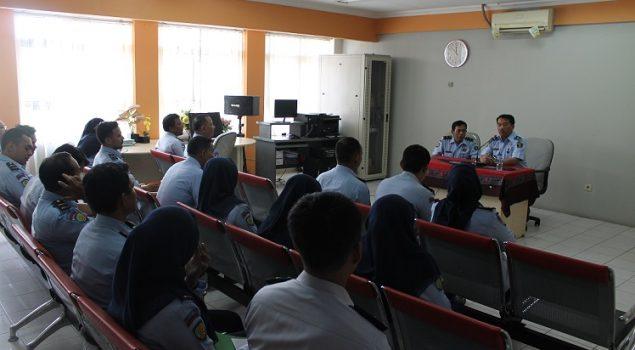Tim Ditjen PAS Kunjungi Rupbasan Jakut & Rupbasan Jakbar