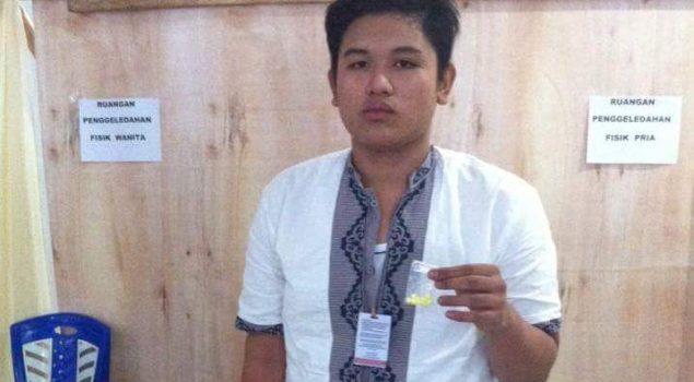 Bawa 10 Butir Trihex, 1 Pengunjung di Rutan Manado Ditahan