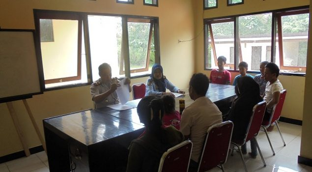 Pendampingan Diversi oleh PK Bapas Kendari Berbuah Perdamaian