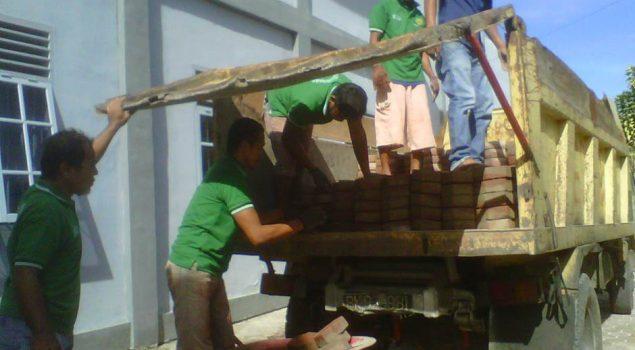 Penjualan Perdana Paving Blok Rutan Balige Capai 1.000 Unit