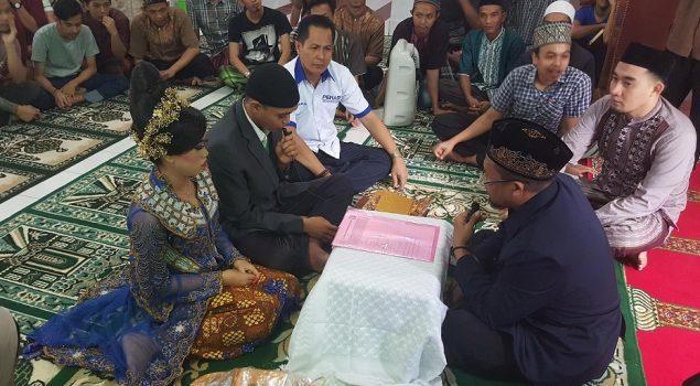Undangan Sudah Disebar, Tahanan Pencurian Nikah di Rutan Makassar