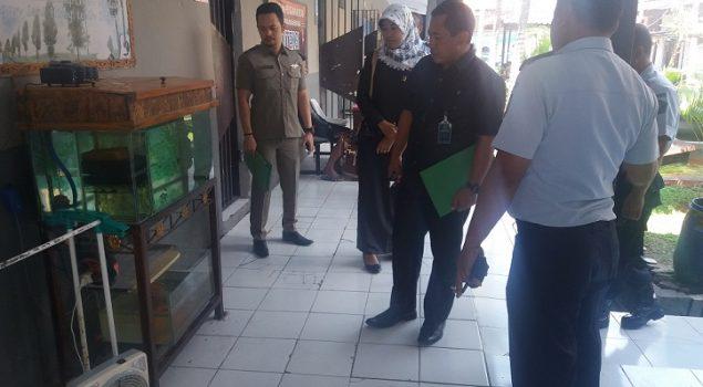 Hakim Wasmat PN Puji Pembinaan WBP Rangkasbitung