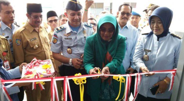 Bupati Halmahera Selatan : Saya akan jadi Tutor di PKBM Cab Rutan Labuha
