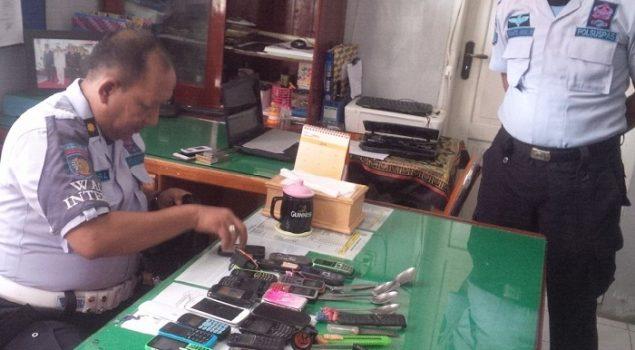 Petugas Lapas Parepare Temukan Ponsel di Selangkangan Pengunjung Wanita