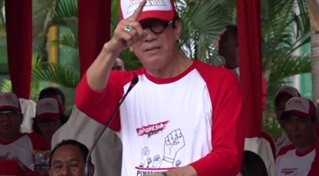 Pidato Menteri Hukum & HAM RI Yasonna H Laoly saat pemecahan 2 REKOR DUNIA
