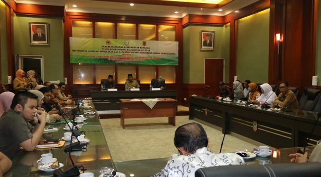 Gubernur Dukung Program Bantuan Hukum Kanwil Kalsel