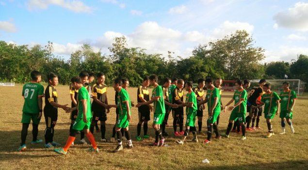 Sparring Partner Runos Tingkatkan Koordinasi & Silaturahmi